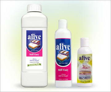 alive Liquid Stiff Easy